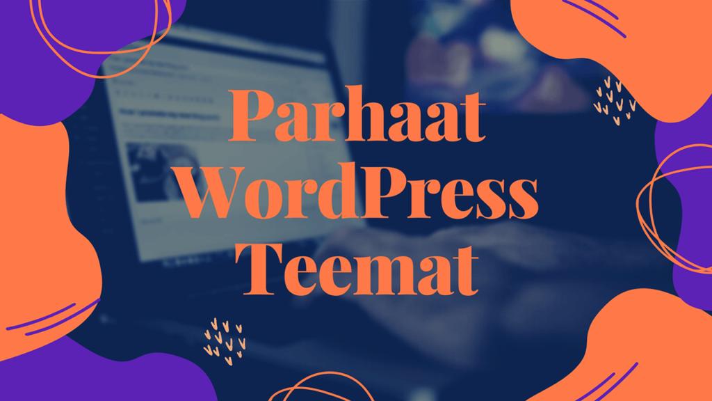 WordPress teemat